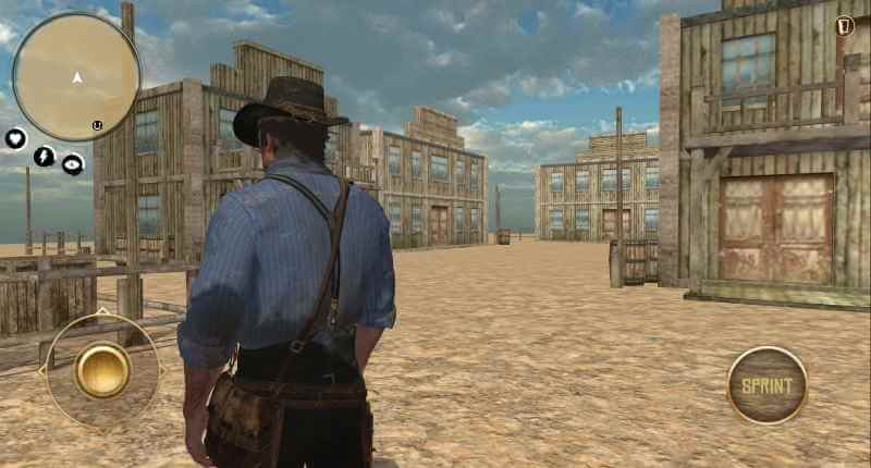 Proyecto Red Dead Redemption