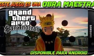 Naruto gta San Andreas Apk
