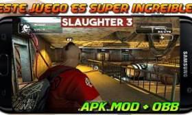 Slaughter 3 Apk Mod