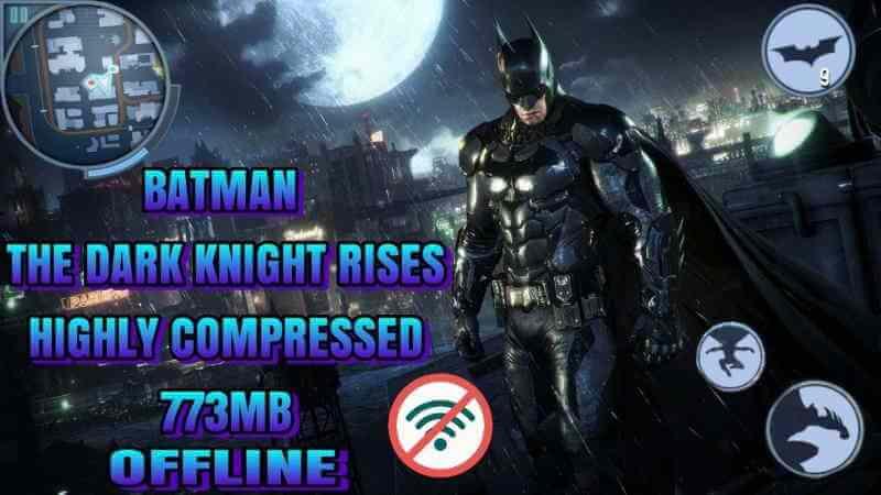 Batman the Dark Rises
