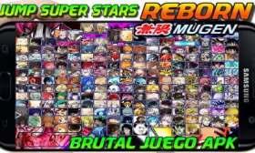 Jump Super Stars Reborn