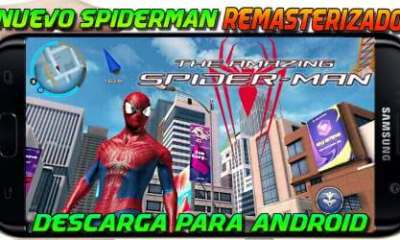 Nuevo Spiderman para Android
