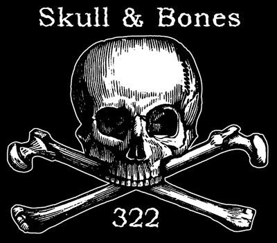 skull & bones satanic symbol
