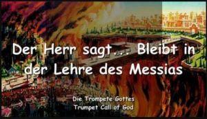 Lehre des Messias