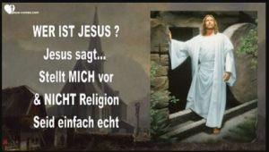 Welche Religion hatte Jesus?