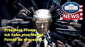 Trump's Rede vom 6. August 2020 in Ohio