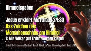 Matthäus 24:30