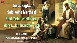 Liebesbrief von Jesus 2021