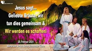 Jesus spricht über Seine Liebe