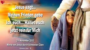 Liebesbrief von Jesus Christus