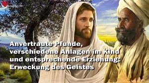 Erziehungsratschläge von Jesus