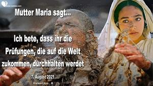 Mutter Maria durch Schwester Clare