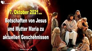 Botschaft von Jesus und Mutter Maria