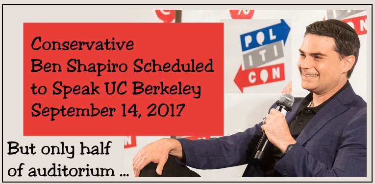 Image result for PHOTOS OF SHAPIRO EVENT ON 9/14 BERKELEY