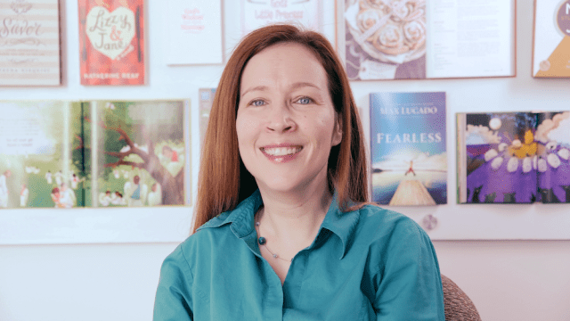 Mandy Mullinix, Marketing Manager for Gift Books and Devotionals.