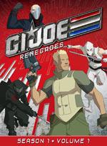 G.I. Joe: Renegades - Season 1, Volume 1