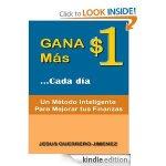 Gana $1 Más Cada Día disponible en Amazon
