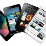 Comparativo entre tablets