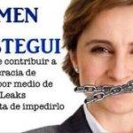 Carmen Aristegui - censura