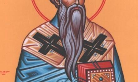 CRISTO VIVE EN SU IGLESIA. San León Magno