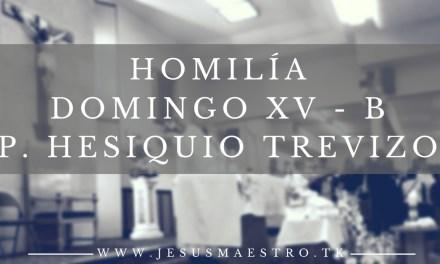 Domingo XV. B.