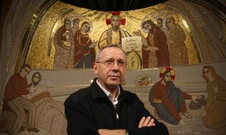 Meditación del Padre Marko I.Rupnik – Jubileo a la Curia Romana
