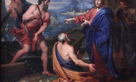 Tú eres Pedro… Vocación, profecía y realidad
