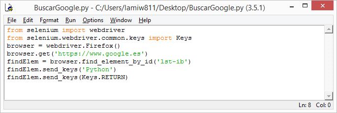 BuscarGooglePython