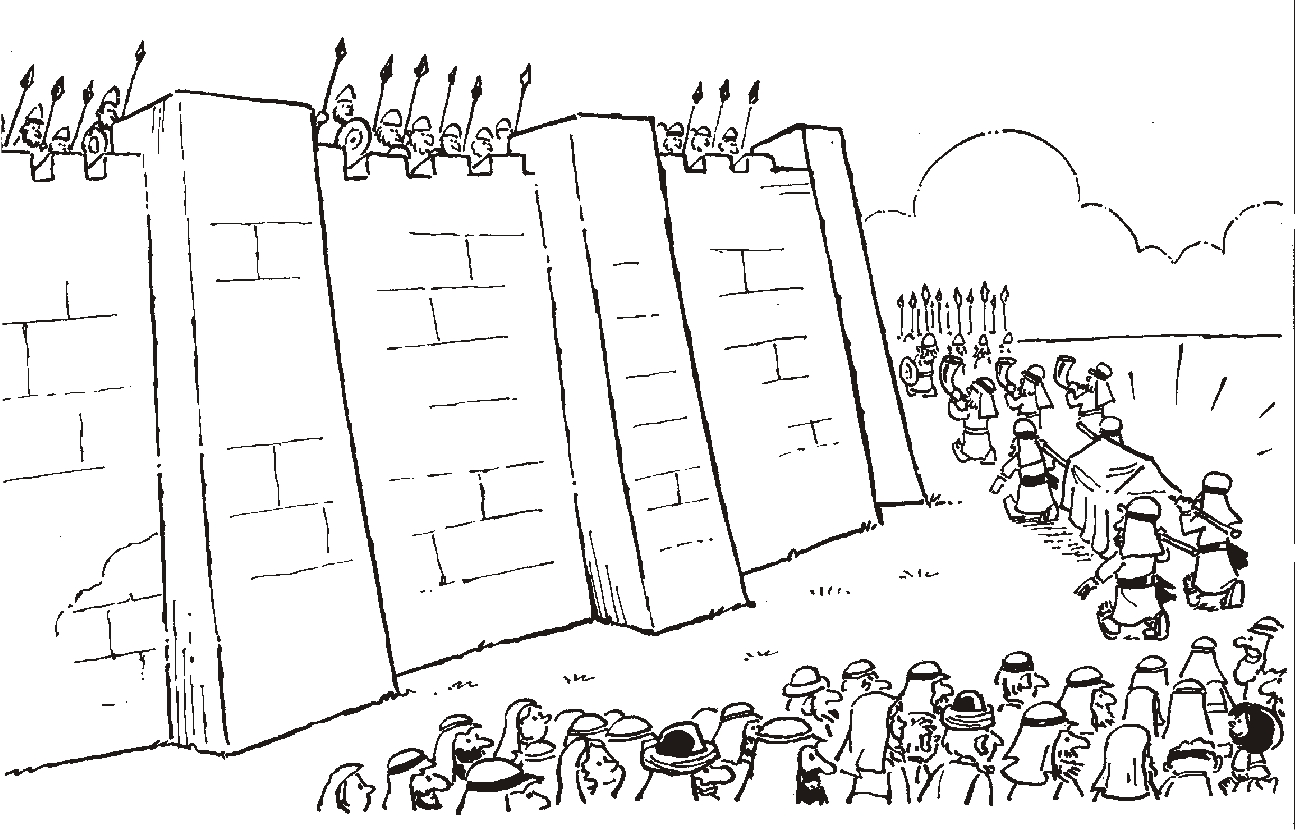 Images About Joshua And The Battle Of Jericho