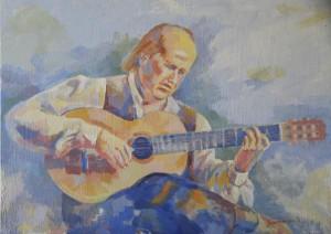 Guitarrista 1