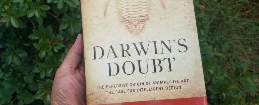 """Darwin's Doubt"" … He'd Have Even Bigger Doubts Today"