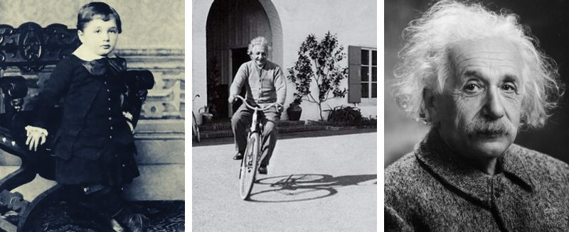 """Never Lose a Holy Curiosity"" — Albert Einstein"