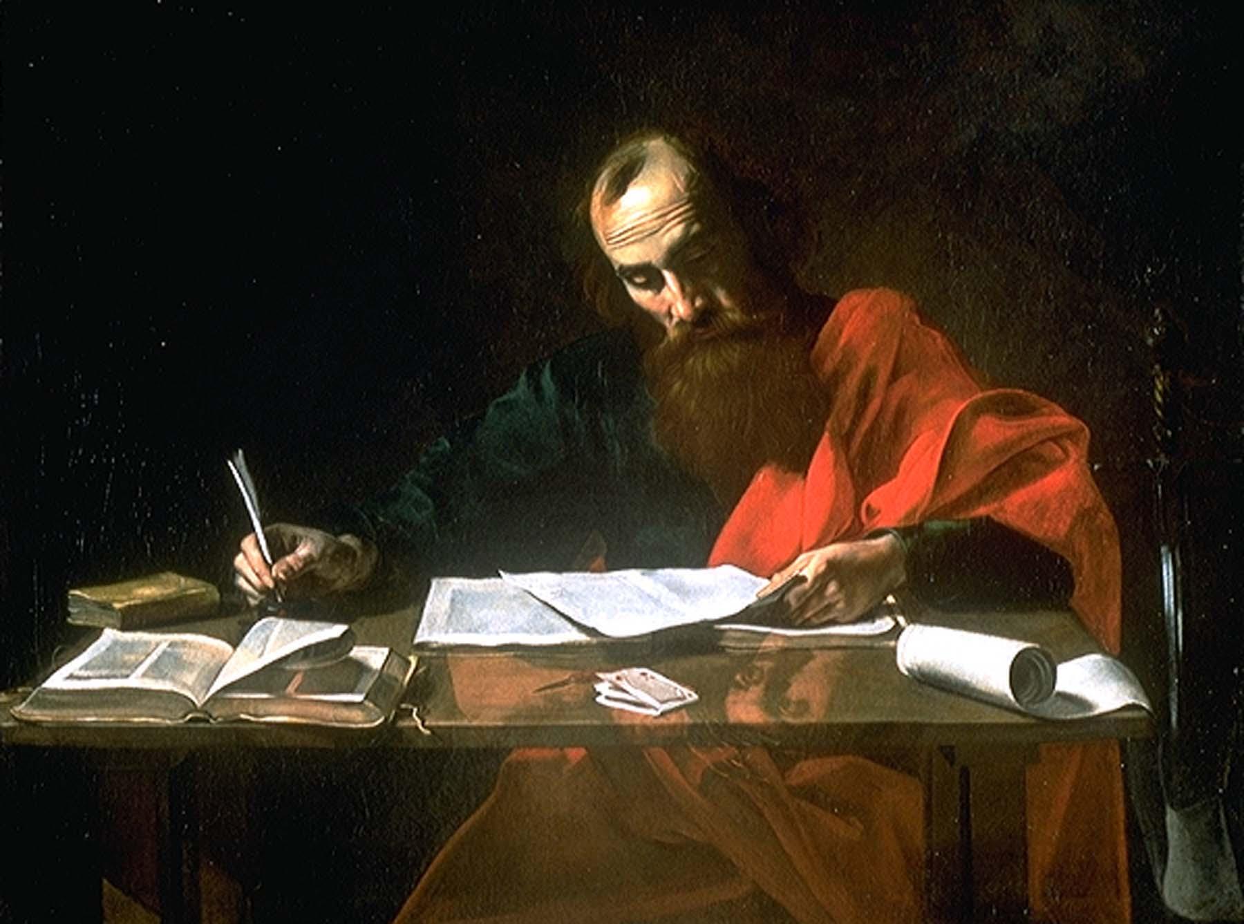 Artwork Depicting St Paul The Apostle