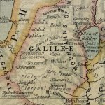 Map of Ancient Galilee