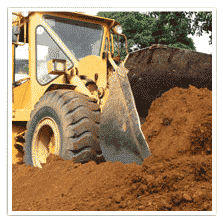 Poorly Compacted Fill Soil