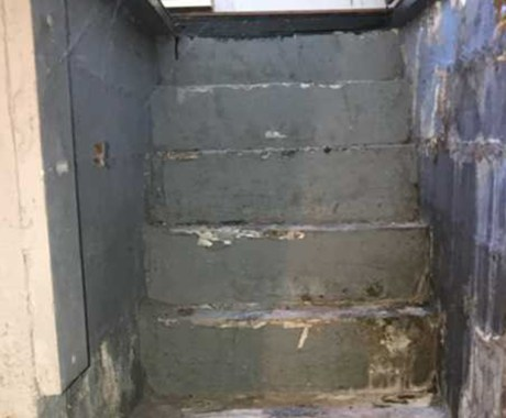 Waterproofing and Sealing Basement Hatchways