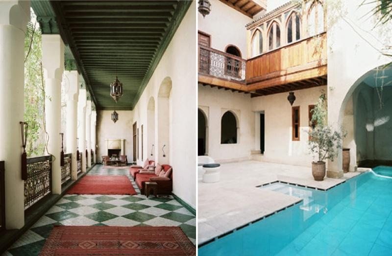 Le Riad El Fenn Pour Dcouvrir Lart Du Maroc Blog Voyage