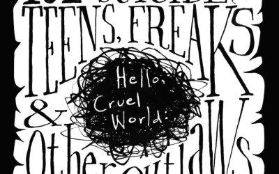 Hello, monde cruel. 101 alternatives au suicide pour les ados, les freaks et autres rebelles de Kate Bornstein