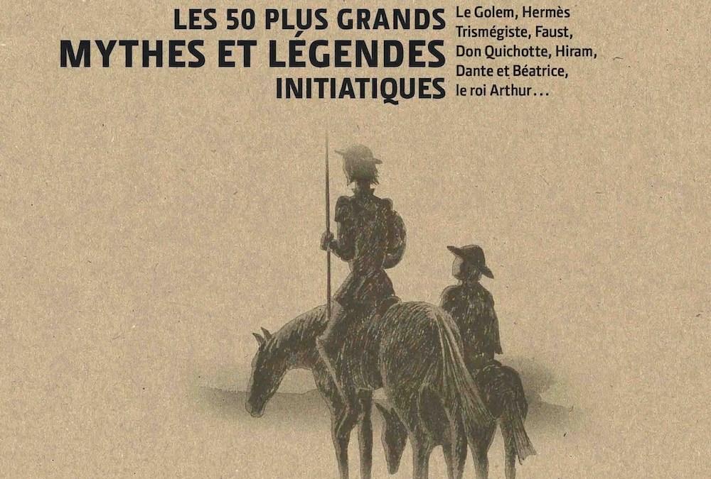 3 MINUTES POUR COMPRENDRE LES 50 PLUS GRANDS MYTHES ET LÉGENDES INITIATIQUES DE IRÈNE MAINGUY