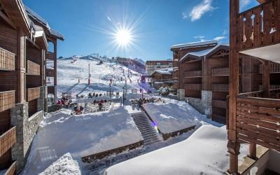 Le Fahrenheit Seven COURCHEVEL élu Meilleur Nouveau Ski Hôtel du Monde