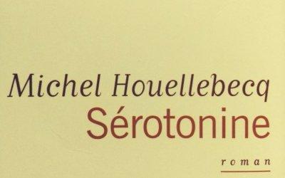 Serotonine de Michel Houellebecq