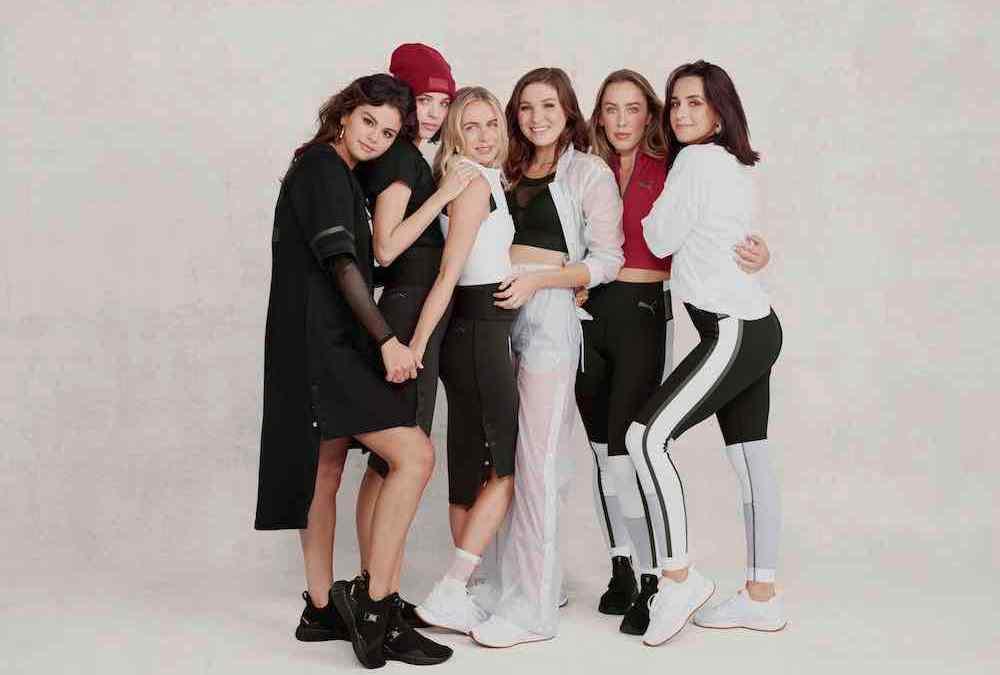 SELENA GOMEZ x PUMA «STRONG GIRL»
