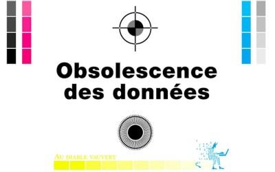 OBSOLESCENCE DES DONNÉES DE DOUGLAS COUPLAND