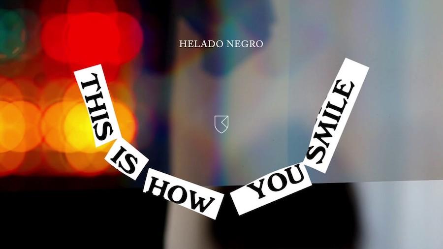 HELADO NEGRO  – Please Won't Please (Extrait de This Is How You Smile)