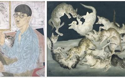 FOUJITA, ŒUVRES D'UNE VIE (1886 -1968) –  La Maison de la culture du Japon à Paris