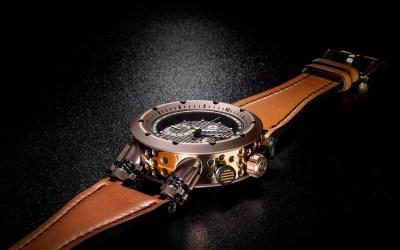 MW&Co réalise une montre ASSET, sur mesure pour Joey Starr !
