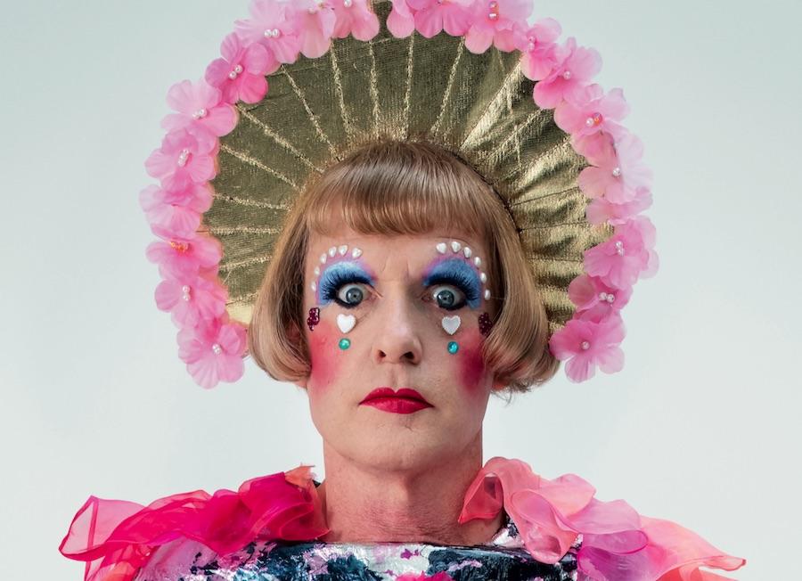 GRAYSON PERRY Vanité, Identité, Sexualité : SAVE THE DATE 12 JANVIER – DE 16H à 21H CROSS-DRESSING : DEVENEZ VOUS-MÊME !