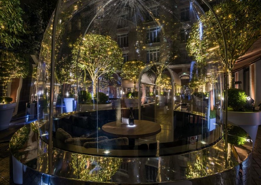 ROYAL ARCTIC : MOËT & CHANDON x ROYAL MONCEAU – RAFFLES PARIS