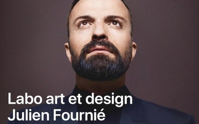 TODAY AT APPLE : La mode autrement – Julien Fournié x Apple