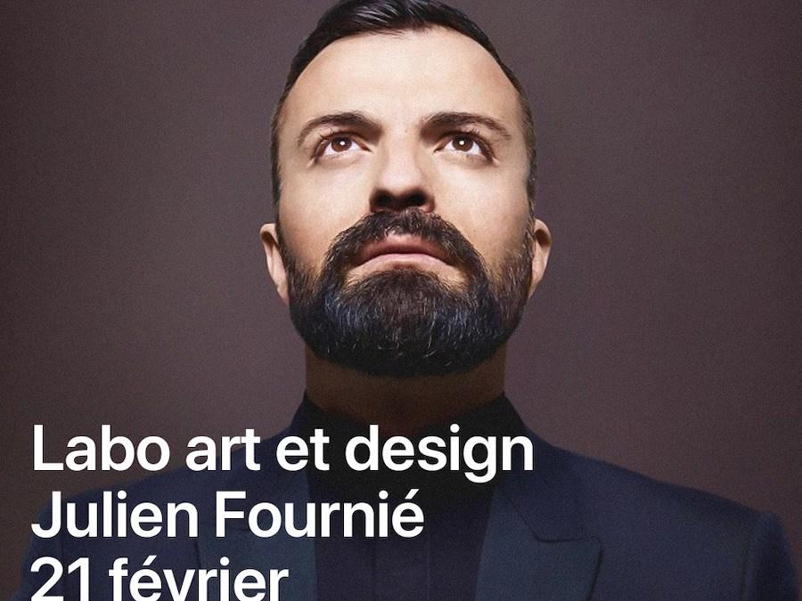 TODAY AT APPLE : La mode autrement – Julien Fournié x Apple